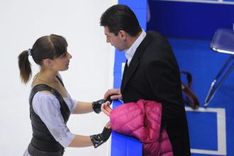 Николай Морозов верит в свою ученицу Алену Леонову