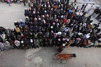 Асад решил, что наиболее эффективный способ остановить протесты – утопить их в крови