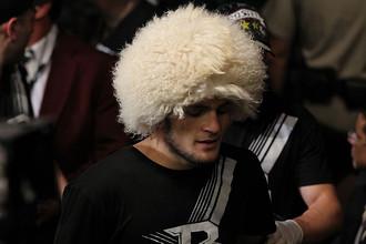 Единственный представитель России в UFC Хабиб Нурмагомедов