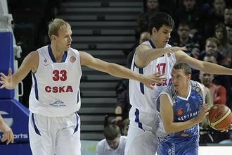 ЦСКА легко победил «Нептунас» в Единой лиге ВТБ