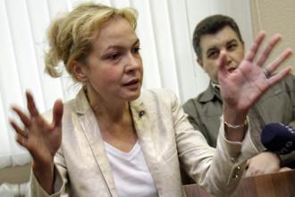 Бывший шеф-редактор новостного сайта «Ура.ру» Аксана Панова