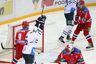 ЦСКА второй раз в сезоне проиграл «Медвешчаку»