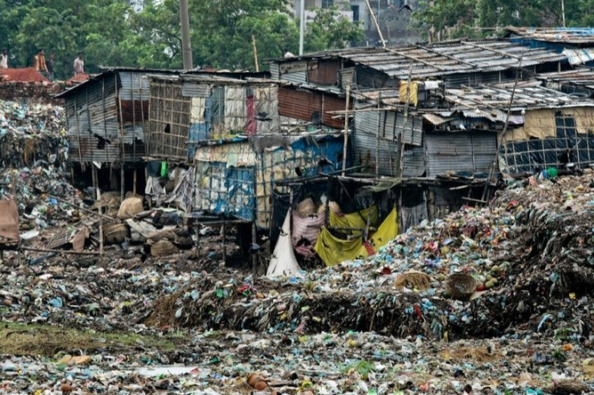 самые экологически грязные страны мира