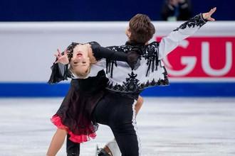 Российская пара Александра Степанова/Иван Букин завоевала бронзу чемпионата Европы