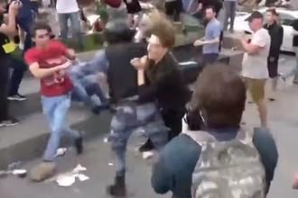 «Вы выходите на акцию протеста не с полицией воевать»