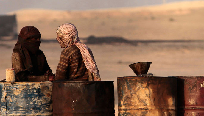 Слишком черное золото: как США грабят Сирию