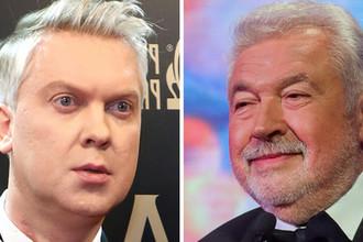 Сергей Светлаков и Юлий Гусман