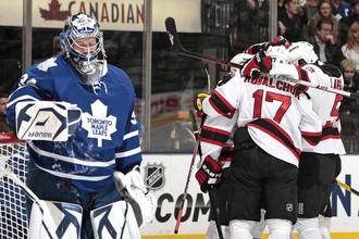 Шайба Ильи Ковальчука помогла «Нью-Джерси» обыграть «Торонто»