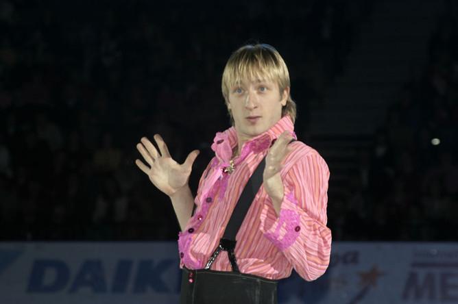 Второе возвращение Евгения Плющенко в большой спорт состоится в Саранске