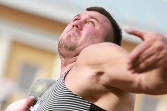 Легкоатлет Александр Лесной заявил, что его засудили на чемпионате мира в Лондоне