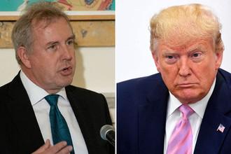 «Чванливый глупец»: как Трамп уволил посла Великобритании