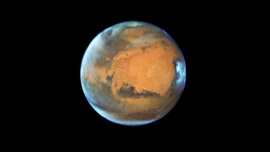 Планета Марс, 19 мая 2016 года