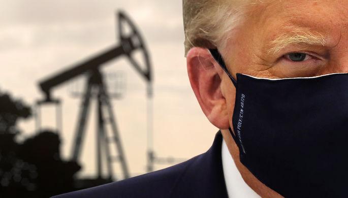 Дополнительный фактор: как Трамп и коронавирус сбили цены на нефть