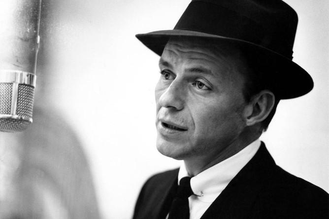 Фрэнк Синатра, Нью-Йорк, 1956 год
