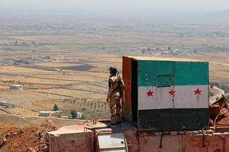 Боец «Свободной армии Сирии»