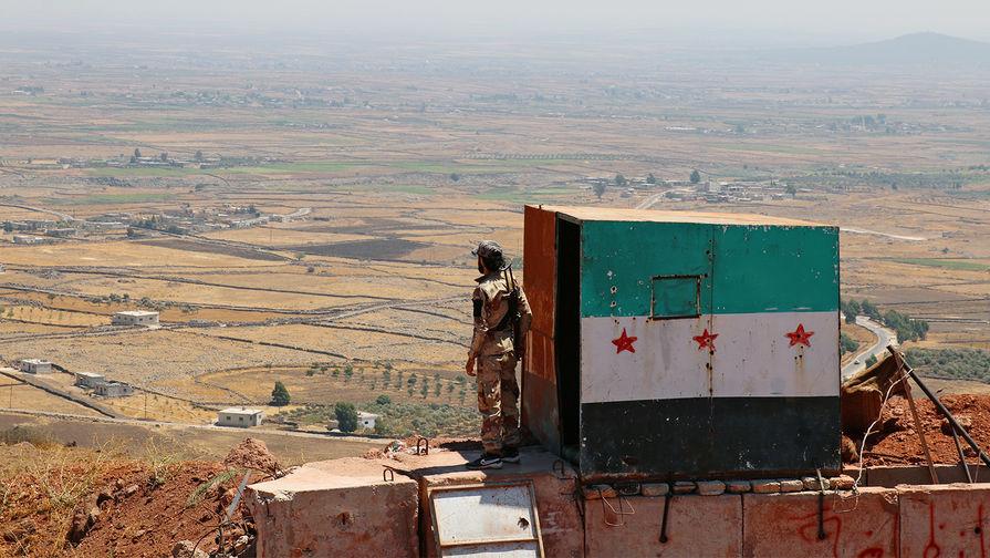 США бросили в пустыне «Новую сирийскую армию»