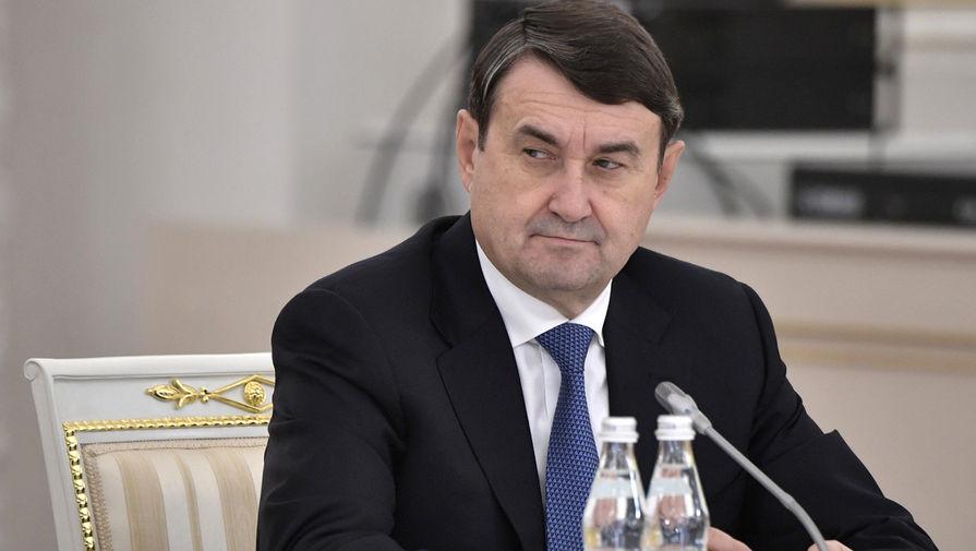 Помощник президента Игорь Евгеньевич Левитин
