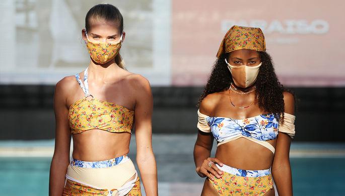 Спасти дизайнеров: в Нью-Йорке начинается Неделя моды