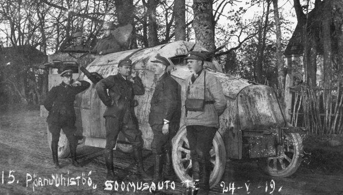 История предательства: как Эстония отплатила белогвардейцам