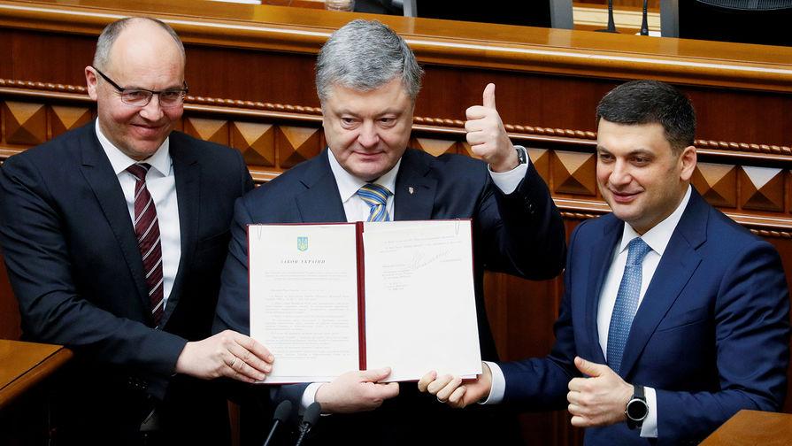 Порошенко заявил о выделении Евросоюзом €50 млн на безопасность на Азове