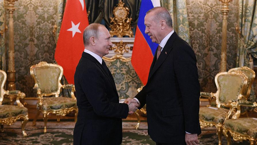 «Триумф Путина»: Запад о поставках С-400 Турции