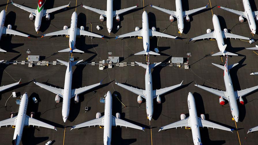 WSJ сообщила о сокращении поставок самолетов Boeing на 38%