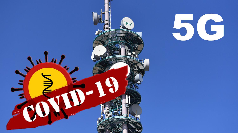 5G-nin COVID-19 infeksiyası ilə bağlılığı..
