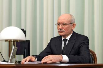 Президент Республики Башкортостан Рустэм Хамитов
