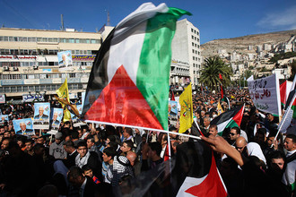 Генассамблея ООН признала Палестину государством в статусе наблюдателя в организации