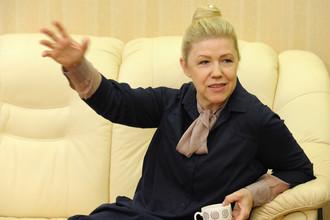 Глава думского комитета по вопросам семьи, женщин и детей Елена Мизулина