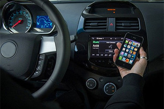 Apple планирует оборудовать все автомобили операционной системой iOS