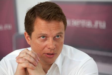Вице-мэр Москвы Максим Ликсутов ответил на вопросы читателей «Газеты.Ru»