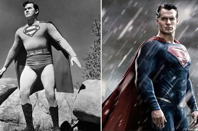 Супермен (1948) и (2016)