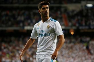Нападающий мадридского «Реала» Марко Асенсио