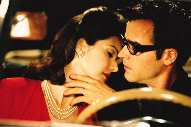 Кадр из фильма «Малхолланд Драйв», 2001 год