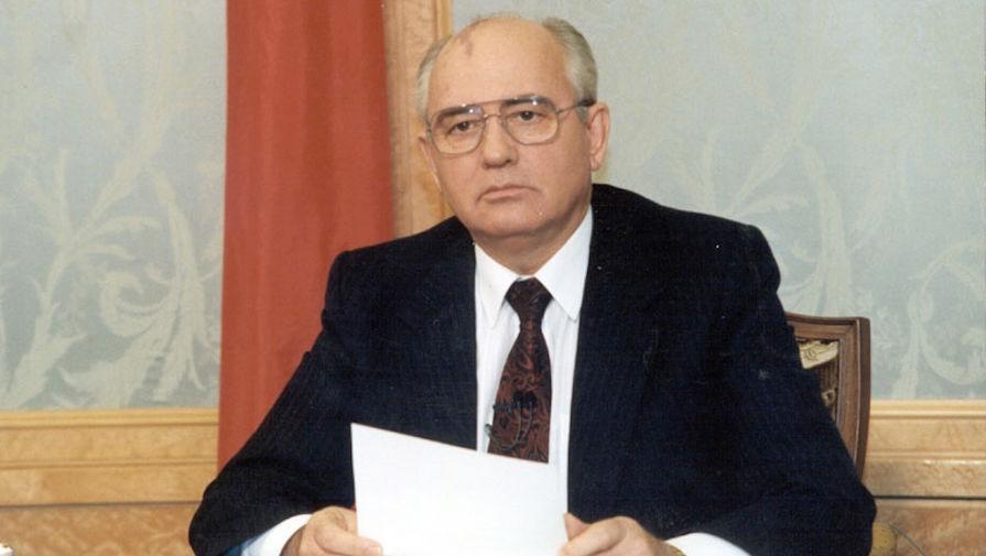 Обращение Горбачева к советскому народу 22 августа 1991 года