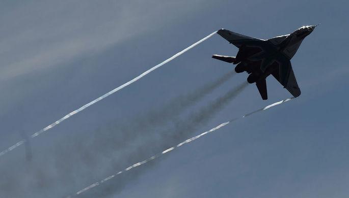 Украина в рекламе ПВО «сбила» МиГ-29