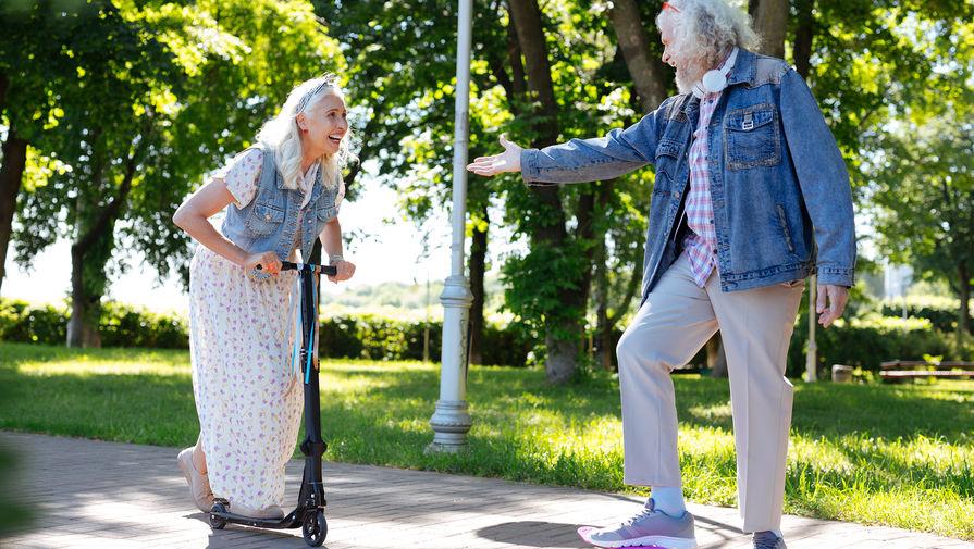 Старость как вредная привычка