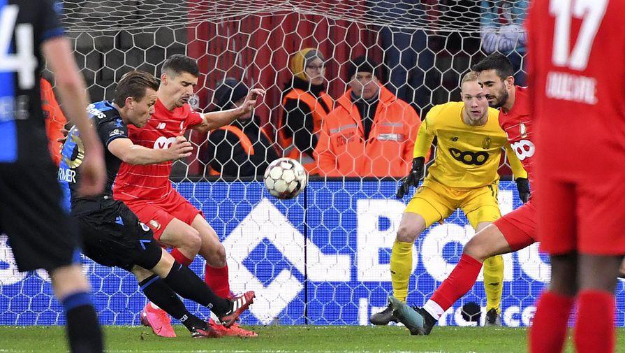 Президент УЕФА пригрозил Бельгии исключением из еврокубков