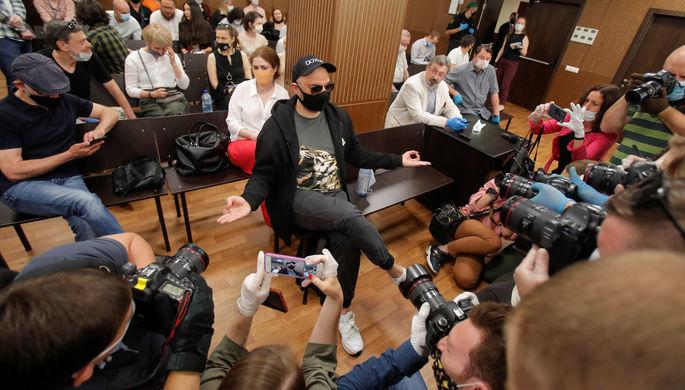 Умер актер сериала «Достоевский» Андрей Сиротин