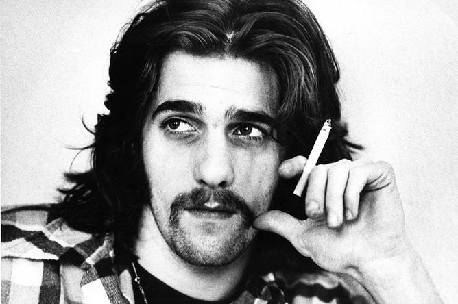 Фрай был лид-вокалистом на таких хитах группы, как «Take It Easy», «Peaceful Easy Feeling», «Tequila Sunrise», «Already Gone», «Lyin' Eyes», «New Kid in Town» и «Heartache Tonight»