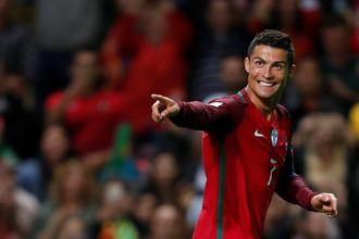 Для Криштиану Роналду матч против Фарерских островов неожиданно вышел незабываемым