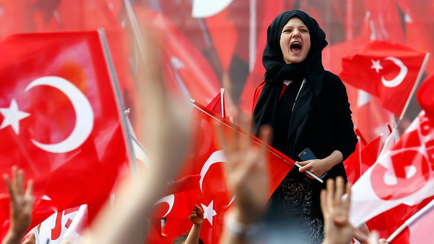 Турция делает новую попытку стать членом Евросоюза