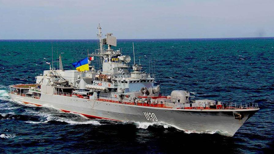 На Украине увидели небоеспособность флагмана своего флота