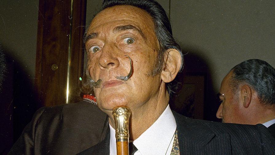 Из галереи в США за 32 секунды украли картину Сальвадора Дали
