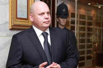 Бывший замминистра внутренних дел Александр Махонов