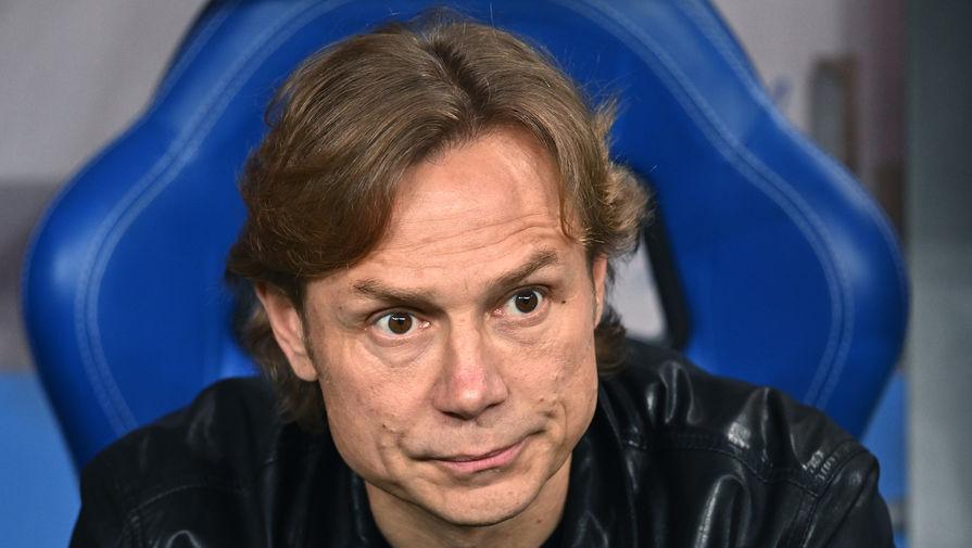 Карпин рассказал о задаче сборной России