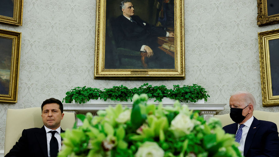 Украина и США заявили о продолжении противодействия Северному потоку  2