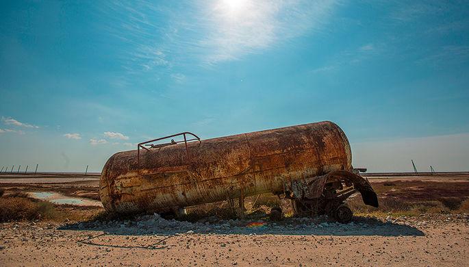 Побережье Азовского моря, Крым