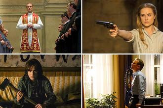 2016 год: лучшие сериалы России и Запада